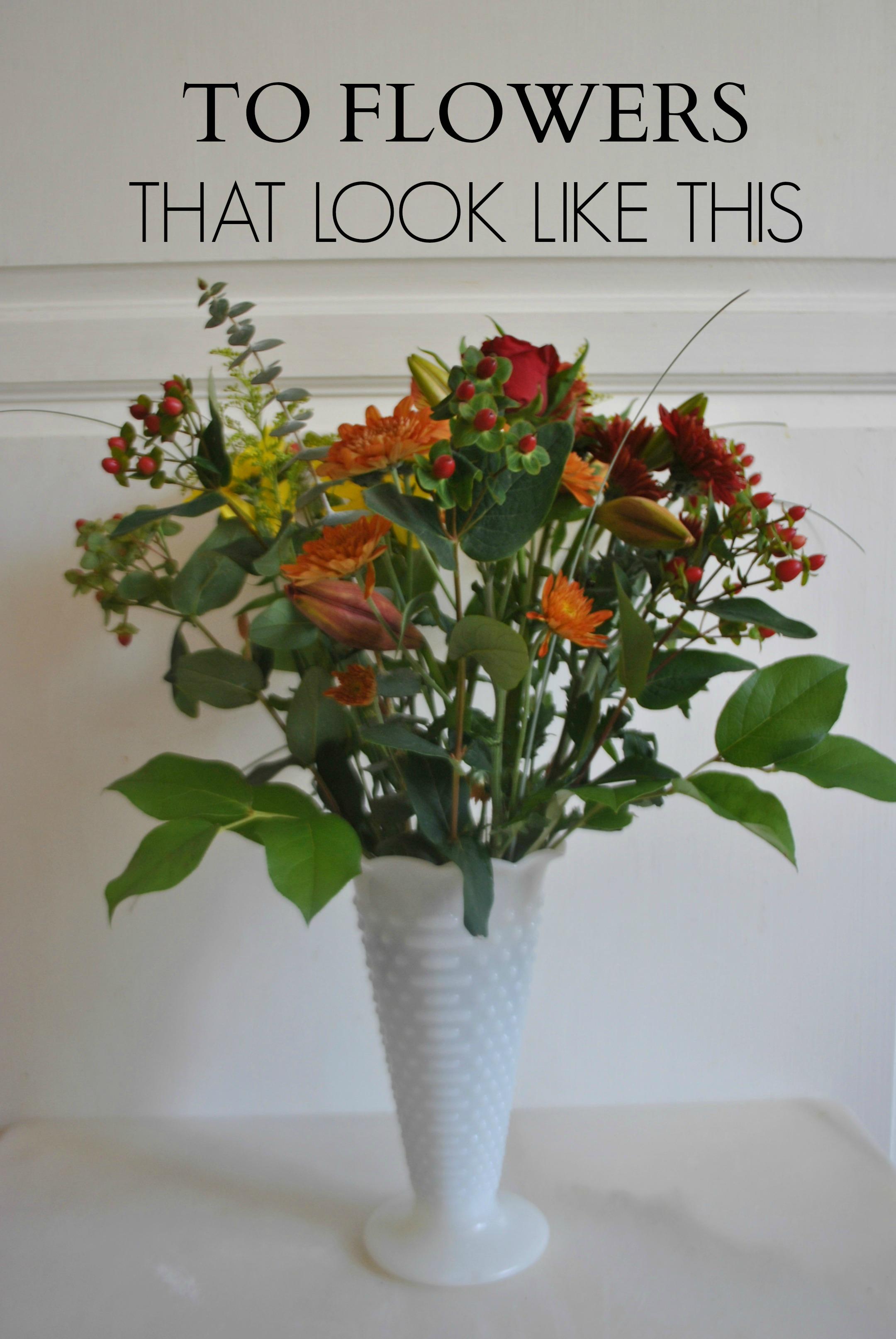 Floral arrangements for Do it yourself flower arrangements